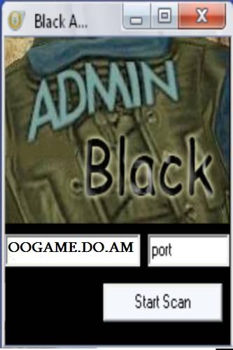 Black Admin + KEY.